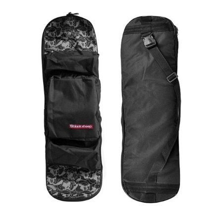 Skate Bag Black Sheep Street Ovelha Cinza