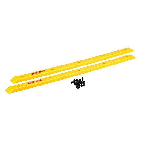 Grabber Santa Cruz Slimline Rails Amarelo
