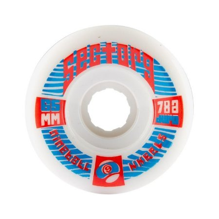 Roda Sector 9 TS Nine Ball 65mm 78a Branca