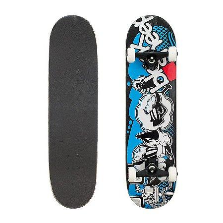 Skate Completo Black Sheep Profissional Tatuando 8.0