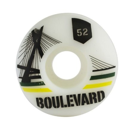 Roda Importada Boulevard Bridges SP 52mm 101A