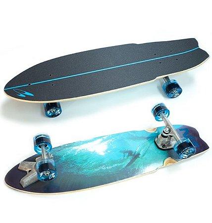 Simulador Surf Skate Zak Noyle From Below