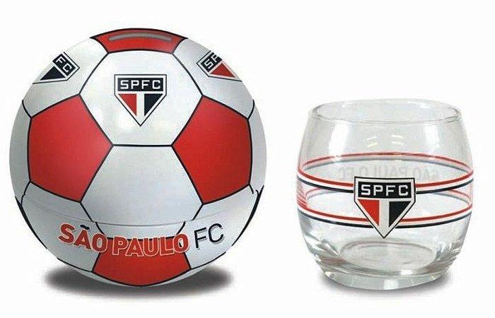 Cofre Bola-Copo Bellize-São Paulo Futebol Clube