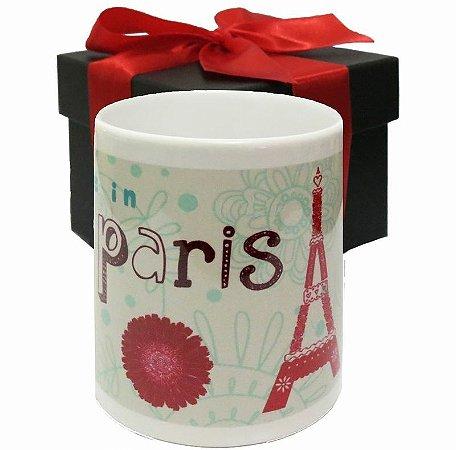 Caneca Namorados - Paris