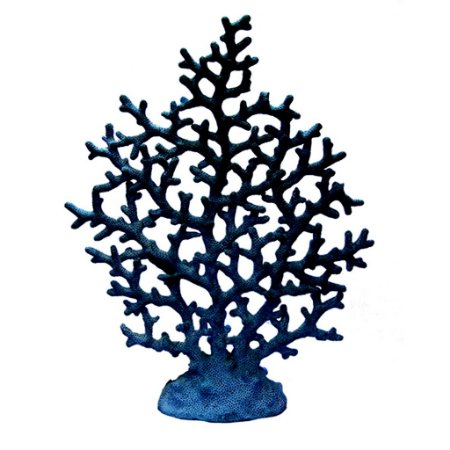 Coral Turquesa de Resina