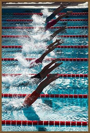 Quadro nadadoras