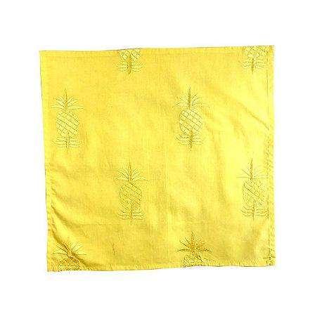 Guardanapo Abacaxi Amarelo  40x40