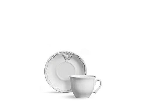 Xícara Chá Galinha (jogo com 6)