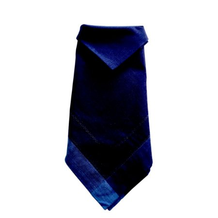 Guardanapo Marinho com Borda Azul Royal