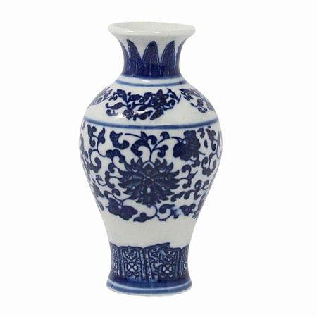 Mini Vaso Chinês Tikiran
