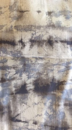 Porta Travesseiro de Lona Tie Dye