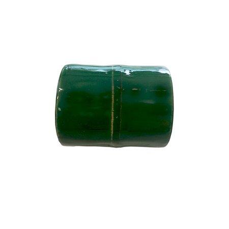 Porta Guardanapo Bambu Verde (2 unidades)