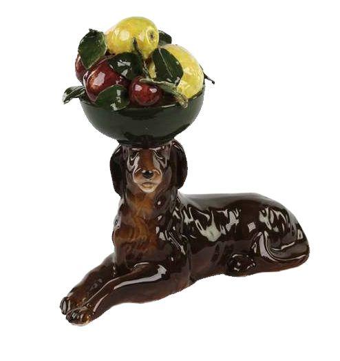 Cachorro com Fruteira