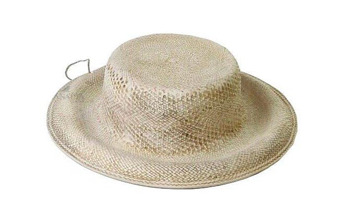 Chapéu Palha em Cerâmica cru