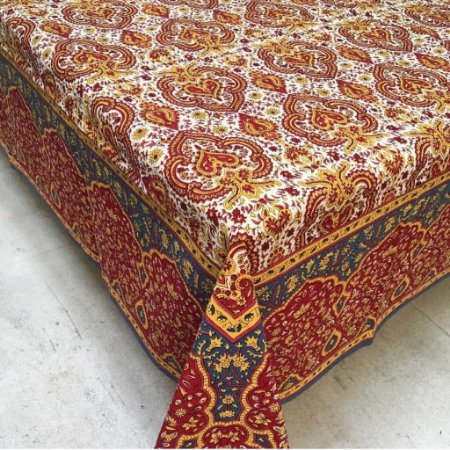 Toalha de mesa Indiana (1,80 x 3m)