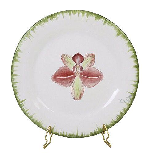 Prato Sobremesa Orquídea 3 Zanatta Casa