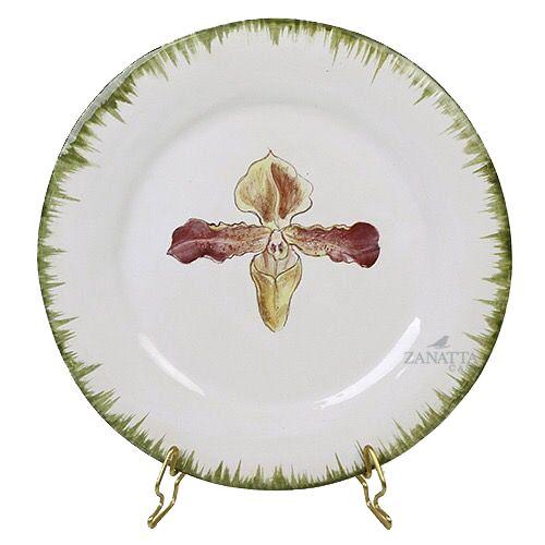 Prato Sobremesa Orquídea 4 Zanatta Casa