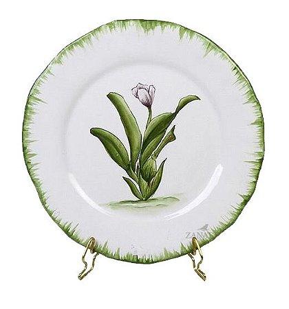 Prato Sobremesa Orquídea 10