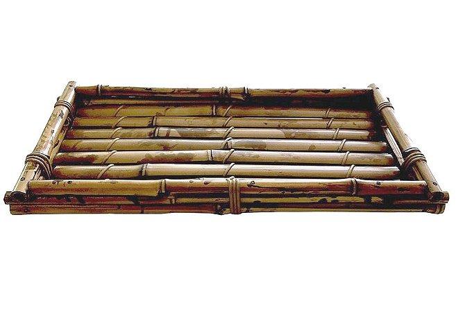 Bandeja de Bambu P