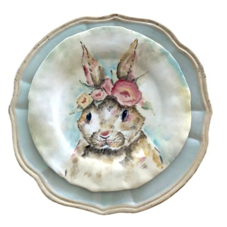6 Duo Lady Bunny (raso+sobremesa)