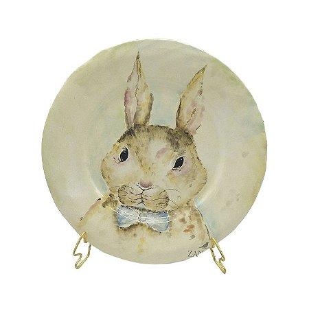 Prato raso Coelho Mr Bunny Zanatta Casa