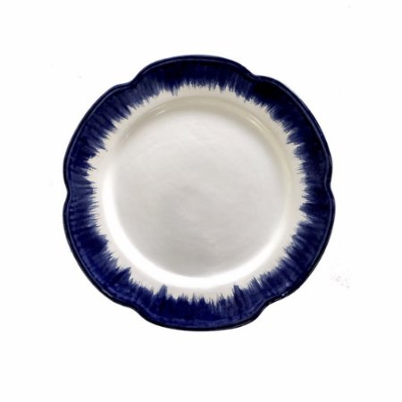 Prato raso Borda Azul
