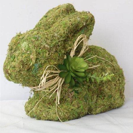 Topiaria Coelha Deitada