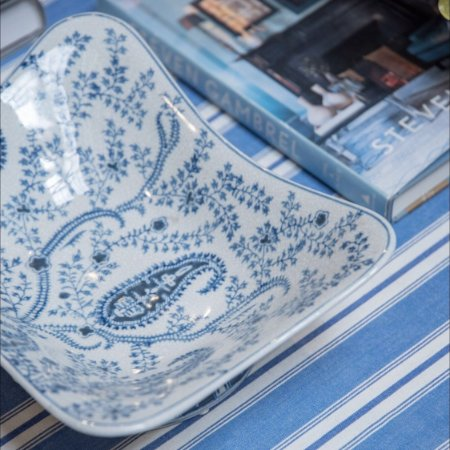 Bowl Decorativo Paisley