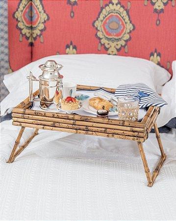 Bandeja de cama Bambu