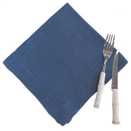 Guardanapo Linhão Azul (cj com 4)