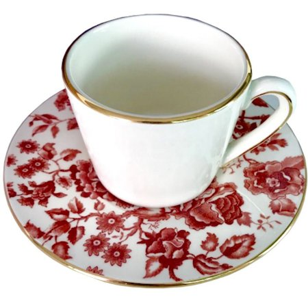 Xícara de Chá Rouge de Fer