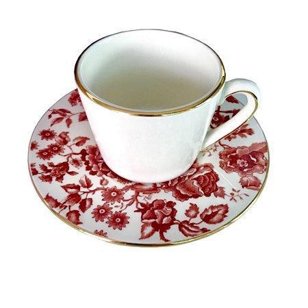 Xícara de Café Rouge de Fer