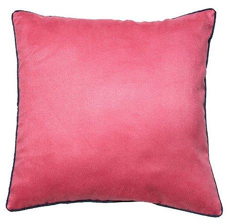 Capa de Almofada Pink toque chamois
