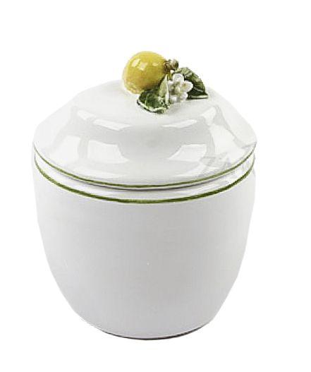Açucareiro limão siciliano Zanatta Casa
