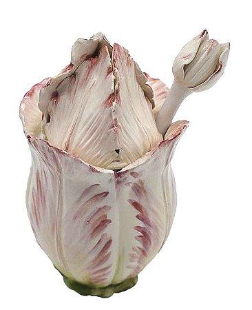 Açucareiro de tulipa com colher Zanatta Casa