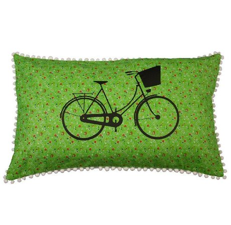 Bicicleta Florida Verde 31cm x 50cm