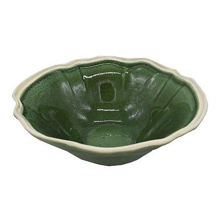 Bowl verde m2  linha Casual Zanatta Casa