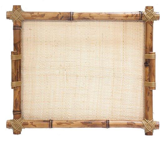 Bandeja Bambu e Buriti M