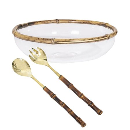 Kit Salada Dourado