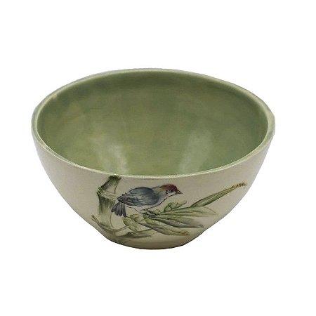 Bowl Bambu com Passarinho II Zanatta Casa