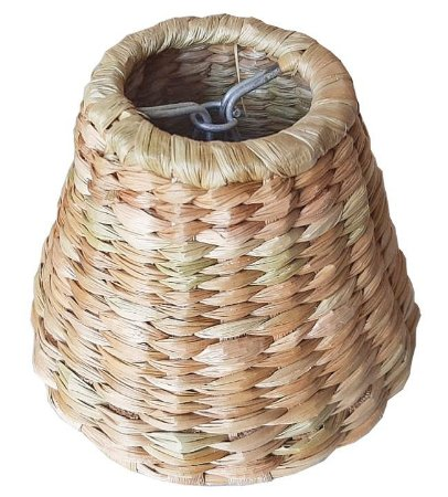 Mini cúpula de Taboa para Lustre