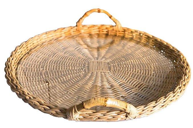 Bandeja Aperitivo junco e bambu