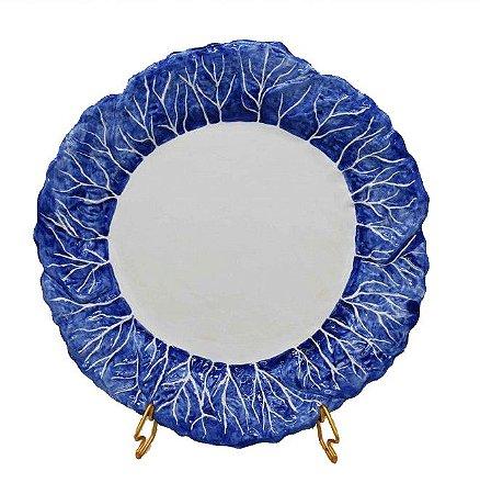 Prato Couve Azul Holandês