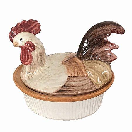 Sopeira de galinha