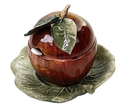 Porta geleia de maçã M Zanatta Casa