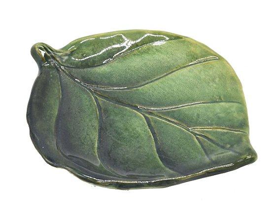 Prato de pão folha de limão Zanatta Casa (cj com 4)