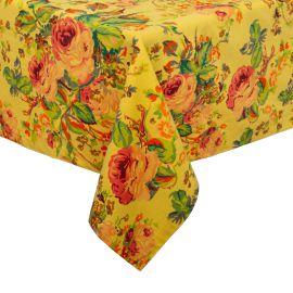 toalha jasmine amarela