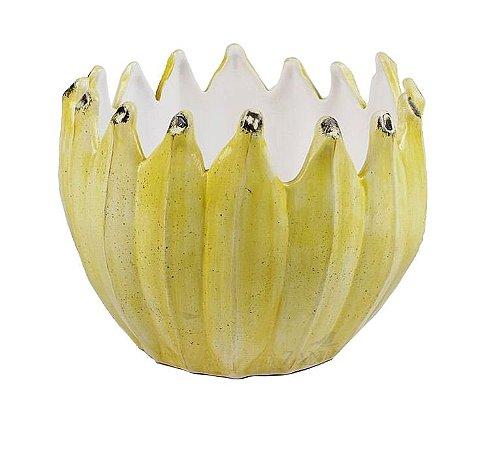 Cachepot Banana G Zanatta Casa