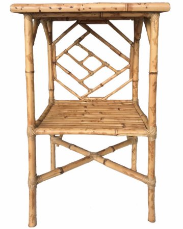 Mesa lateral de bambu P