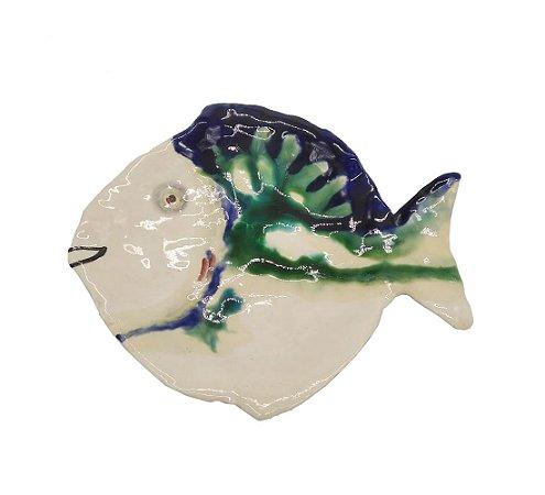 Petisqueira peixe alabastro P Zanatta Casa